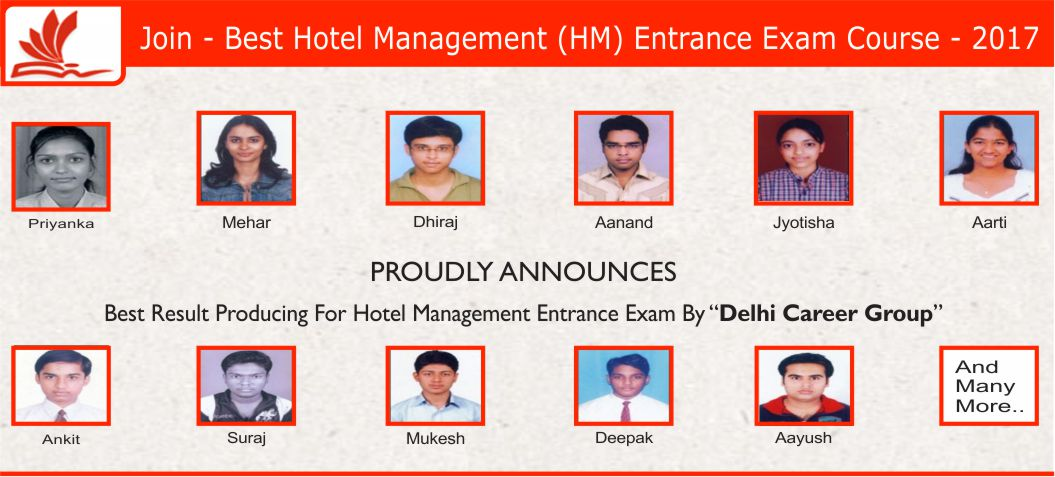 Hotel Management Coaching Classes In Delhi