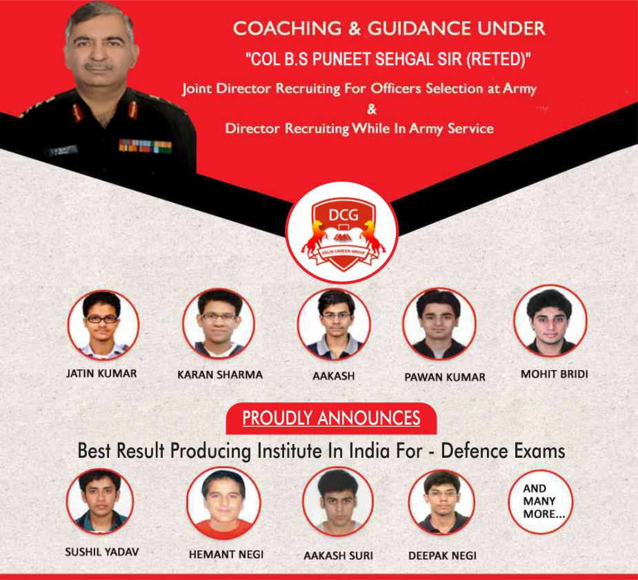 coaching for cds exam in delhi