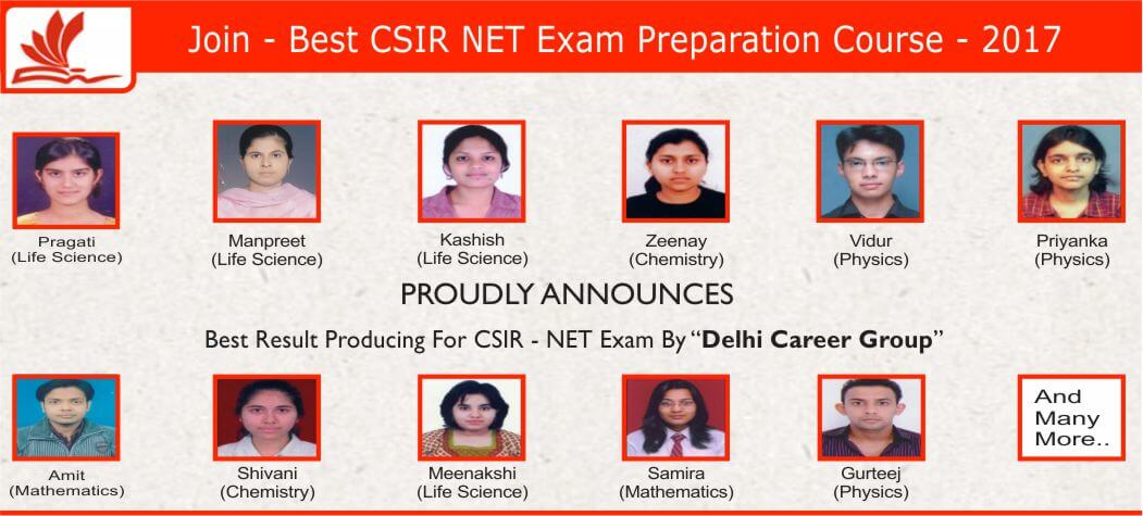 csir net coaching center in delhi